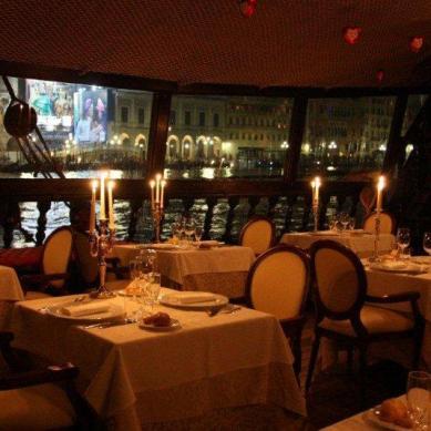Venice gala dinner