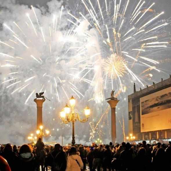 Venice New Years Packages