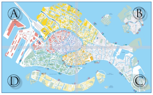 map of venice download