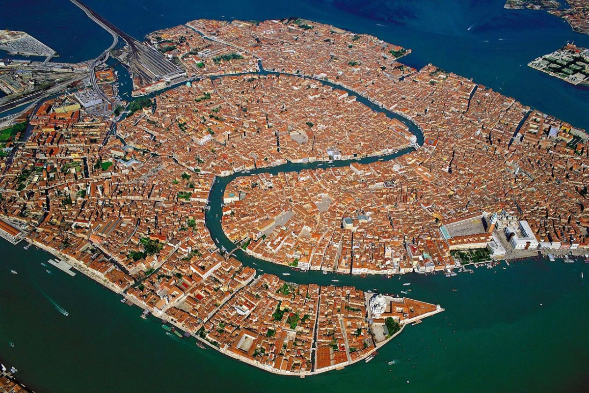 Download A Free Map Of Venice Venetian Life - Venice map image