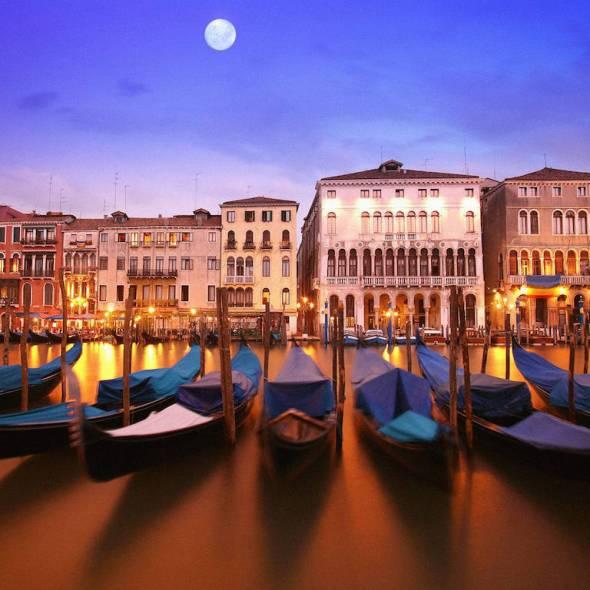 Venice Grand Canal tour