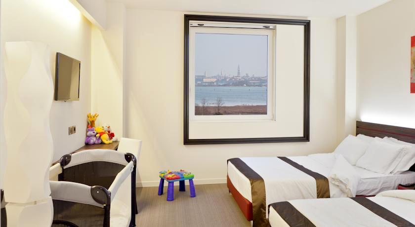 family hotel in Venice