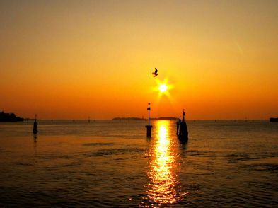 Sunset-in-Venice